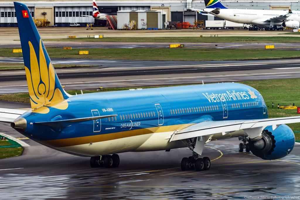 Boeing 787-900 Vietnam Airlines