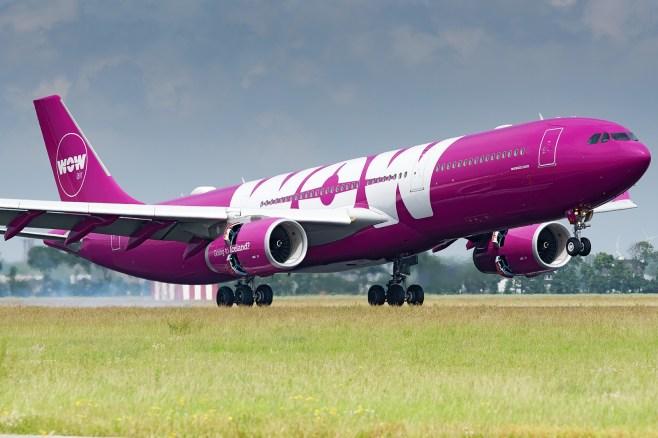 A330-200 WOW AIR