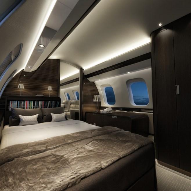 cabine Global 7000