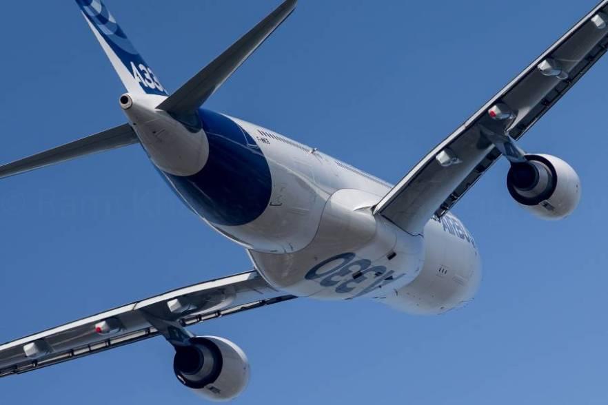 Airbus A330-200 F-WWCB / MSN 871