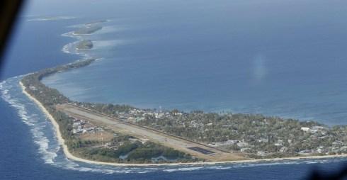 L'archipel des Tivalu