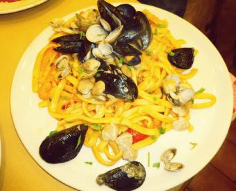 spécialités italiennes à Rome