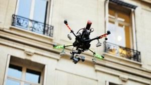 drone smartbuilding