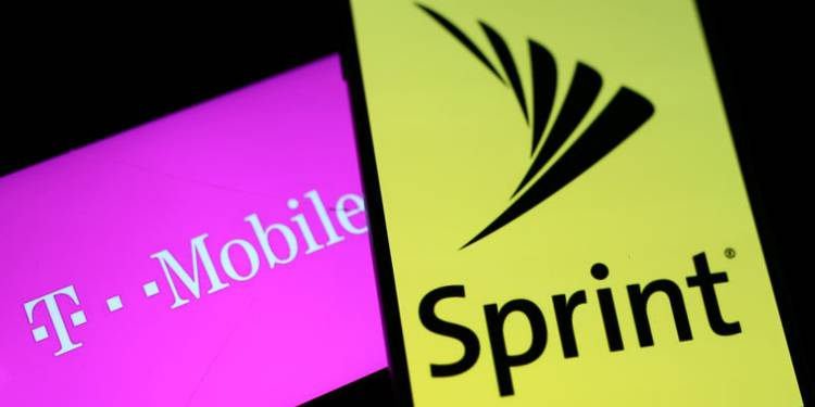 T-Mobile et Sprint