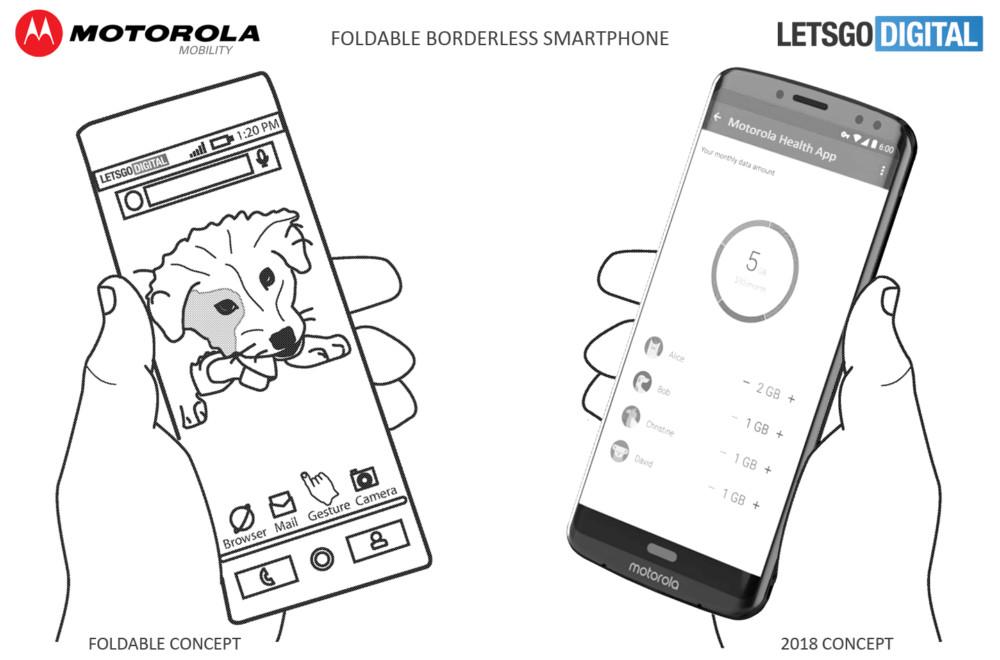 Dans la quête du smartphone pliable, Motorola se joint à