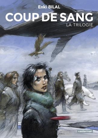 Enki Bilal Bug Tome 3 : bilal, Sang,, Trilogie, L'une, Pièces, Maîtresses, L'oeuvre, (...), ActuaBD