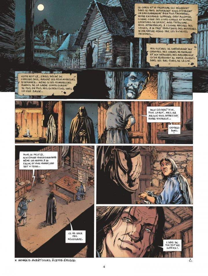 Le Prince De La Nuit : prince, Prince, Swolfs, Thimothée, (...), ActuaBD
