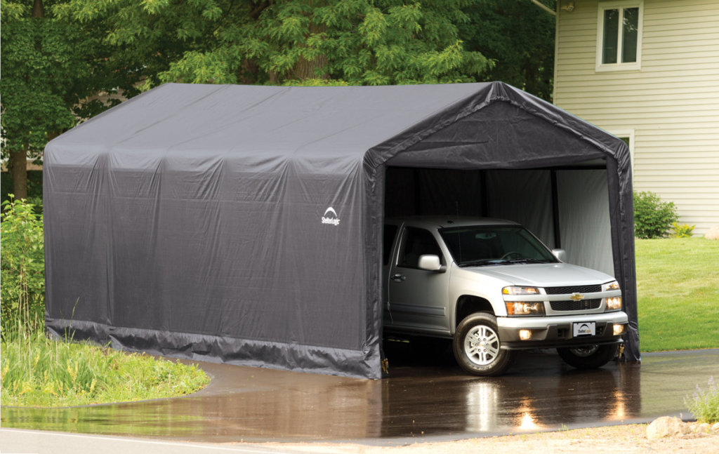 Portable Garage The Best Option To Save Your Budget