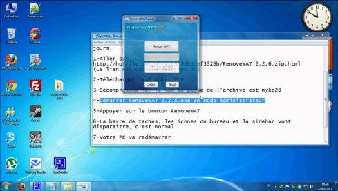 WAT Remove 2.2.6 Rar Full Activator For Windows 7, 8