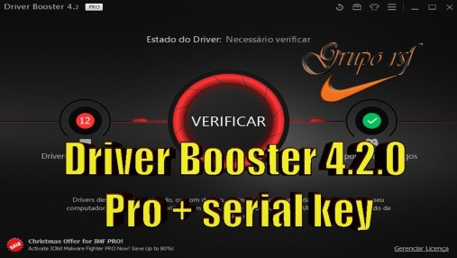 Driver Booster Pro V4.2.0 with License Keys [Latest]