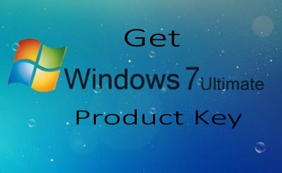 windows 7 ultimate product key 2017 free download