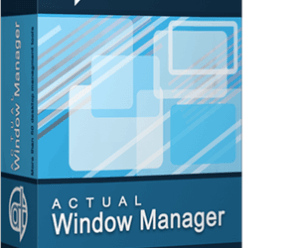Actual Window Manager Full + Crack Free Download