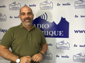Manuel Angel Chacón en Radio Ubrique