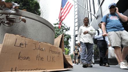Julian Assange advierte sobre la interferencia de EE.UU. en Latinoamérica