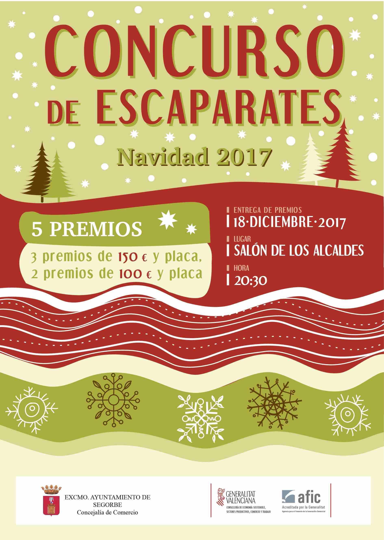 CARTEL_CONCURSO_ESCAPARATES_NOVIEMBRE_2017