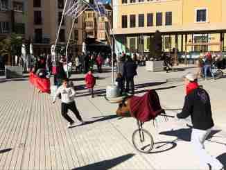 Carretones infantiles para la celebración del 10º aniversario del C.I. Entrada de Toros y Caballos de Segorbe