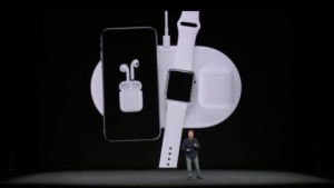 AirPower con un Apple Watch actualidad accesible news