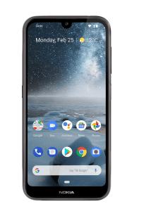 Recuperar espacio Imagen de un móvil Android