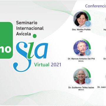 Invetsa desarrolló ante una gran expectativa SIA VIRTUAL 2021