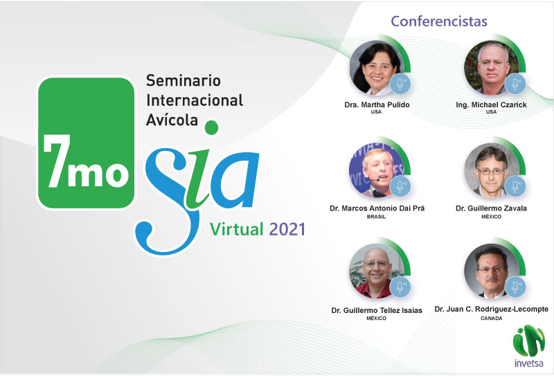 Invetsa desarrolló ante una gran expectativa el SIA VIRTUAL 2021