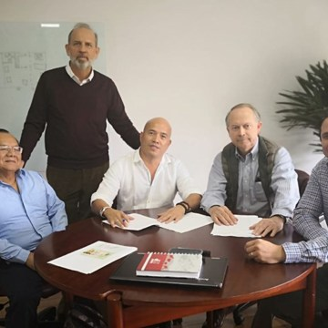 Grupo Drogavet concreta acuerdo comercial con James Brown Pharma