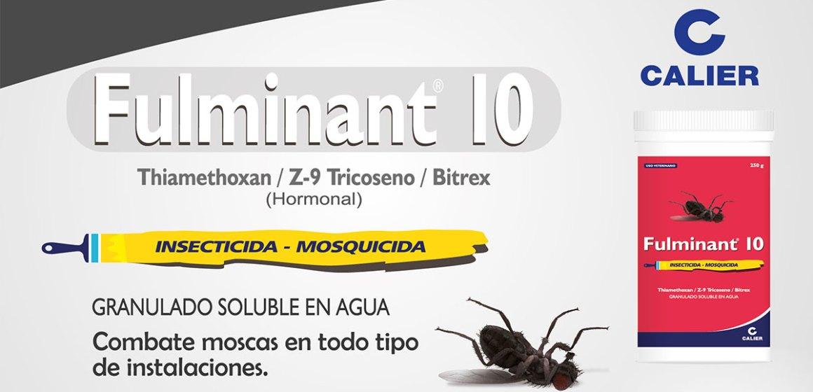 Promune lanza en el Perú FULMINANT 10