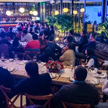 Dupont realizó cena técnica en la costa limeña durante el OVUM