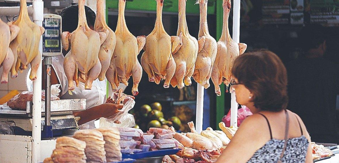 Consumo de pollo per cápita es de 35,5 kg en Colombia