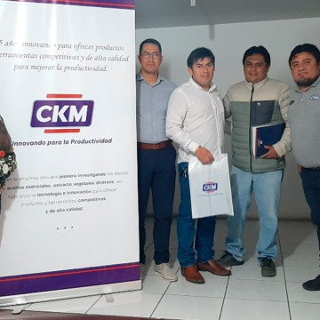 CKM organizó evento avícola en Trujillo
