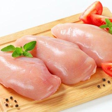 El color de las carnes y de las aves