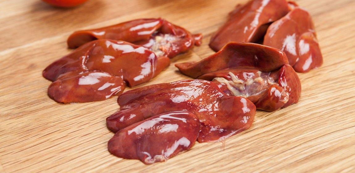 El hígado: órgano clave para la producción de carne y huevos