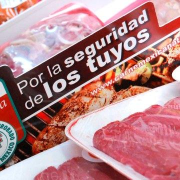 México: sector cárnico instó a realizar compras responsables