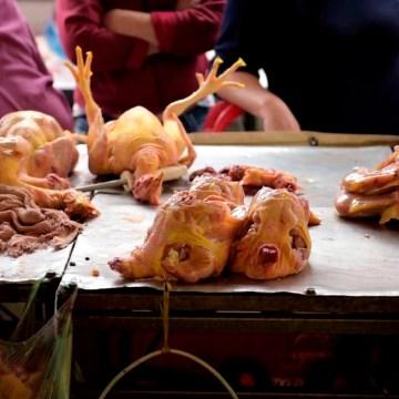 Volumen y peso del pollo en el Perú siguen en aumento