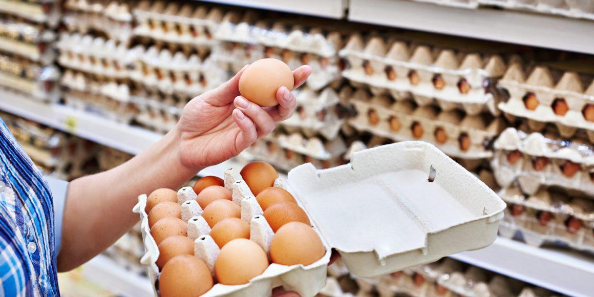 Estados Unidos: precio del huevo se incrementó más de un 300%