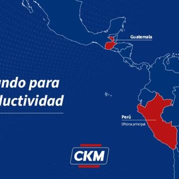 CKM inicia exportación de sus productos hacia sector pecuario de Guatemala
