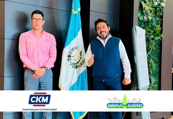 CKM inició operaciones en Guatemala a través de su representada SERVIAGRO