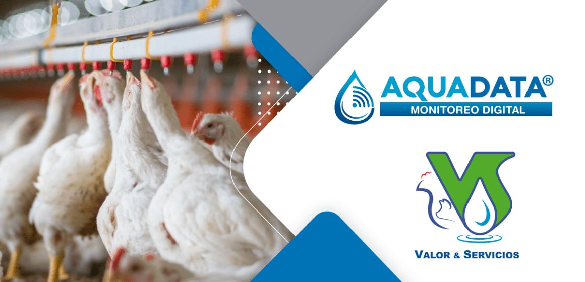 Valor y Servicios SAC lanza su nuevo producto AquaData® Tratamiento integral del agua 4.0