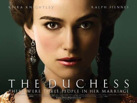 La Duquesa (2008, Saul Dibb)