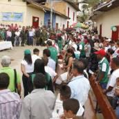 Hallan bomba en visita de Gobernador a Ochalí