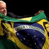 Lula: el candidato presidencial preso.