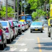 Parquímetros: el alto precio por estacionar en la calle.