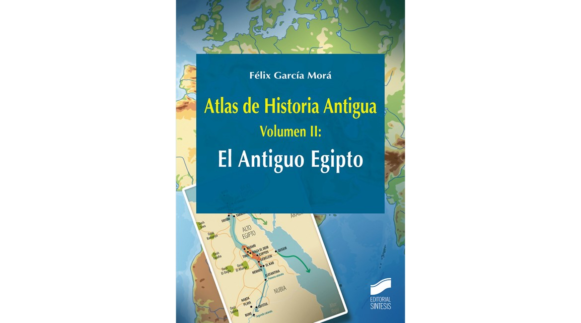 Atlas de Historia Antigua. Volumen 2