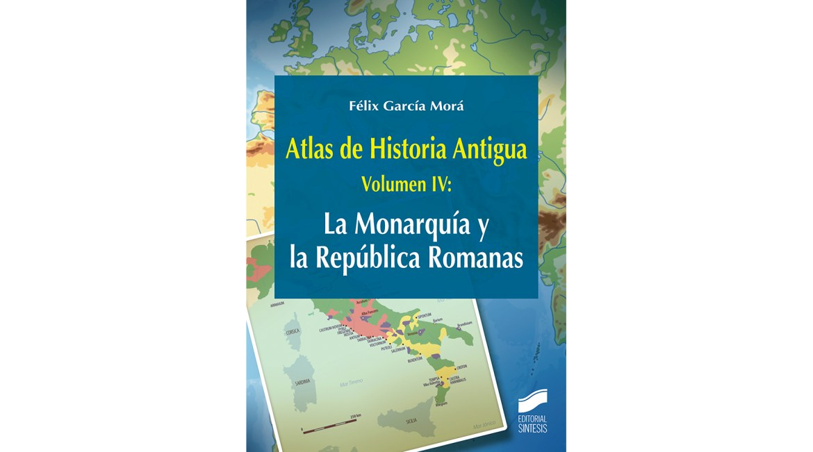 Atlas de Historia Antigua. Volumen 4