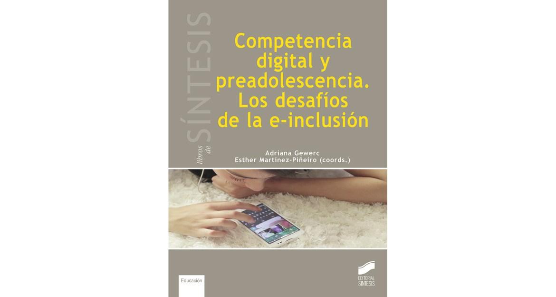 Competencia digital y preadolescencia