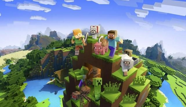 Málaga capital será protagonista del videojuego 'Minecraft'