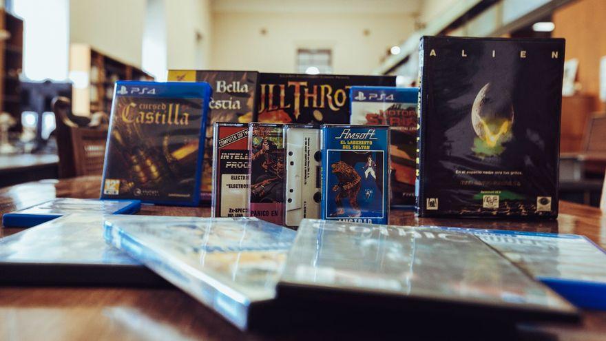 El plan de la Biblioteca Nacional para salvaguardar la historia del videojuego español