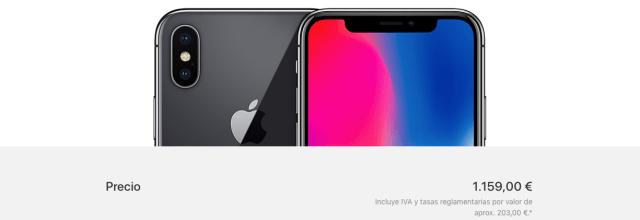 Iphone X En Eeuu Precio