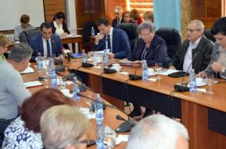 Noi proiecte deblocate la Consiliul Județean Giurgiu