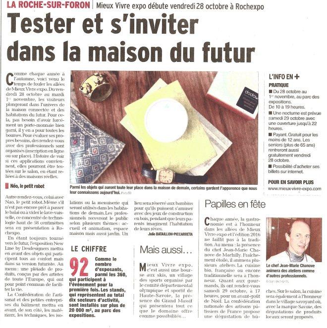 Salon mieux vivre expo 2016