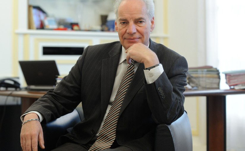 Alain Griset, nouveau Président de l'U2P